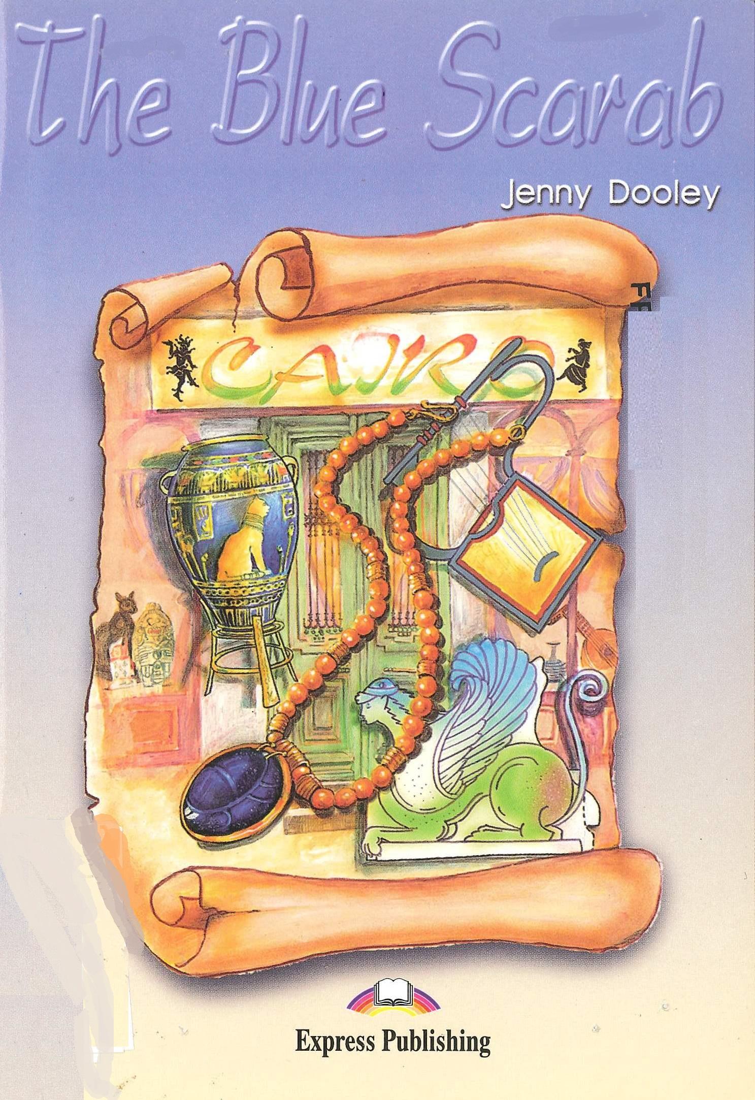 the blue scarab jenny dooley pdf