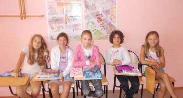 языковой лагерь для молодёжи  2021