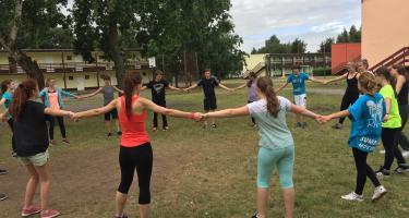 obóz fitness 2017
