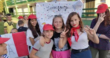 obóz jezykowy Dźwirzyno 2021