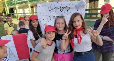 языковой лагерь 2021
