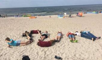 letnie obozy i kolonie językowe w Łebie