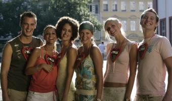 kursy dla młodzieży w Niemczech