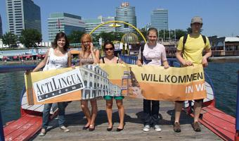 kursy językowe w Austrii