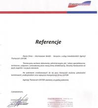 Referencje - Thermowave