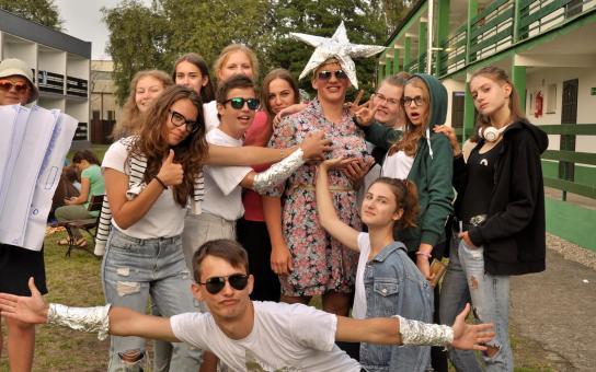 языковой лагерь для молодёжи 2019