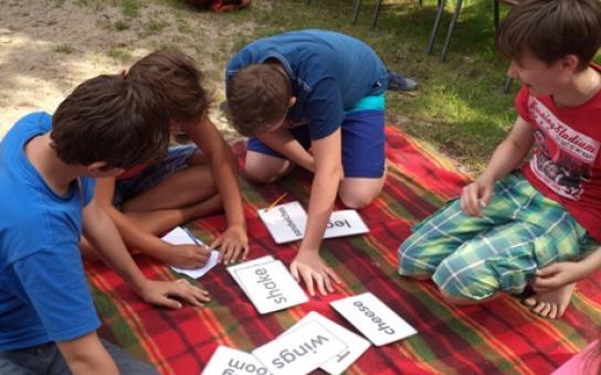 obóz językowy Jastrzębia Góra 2018