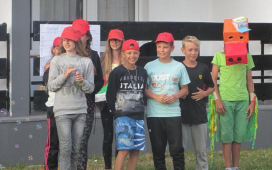 Лагерь для молодёжи - английский, испанский 2019