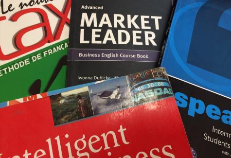 podręczniki do nauki języków obcych